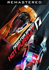 Need for Speed Hot Pursuit Remastered Game Cover
