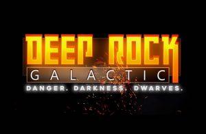 Deep Rock Galactic Update