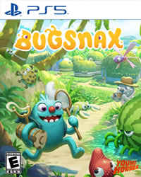 Bugsnax Game Cover