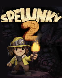 Spelunky 2 Game Cover