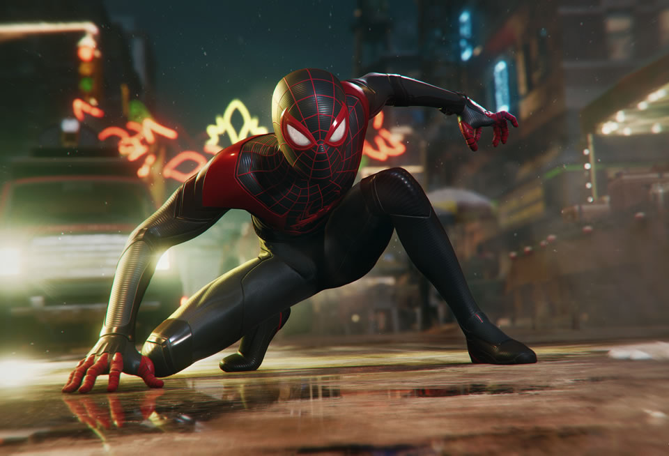 Spider-Man: Miles Morales Update 1.08 – Patch Notes on January 27