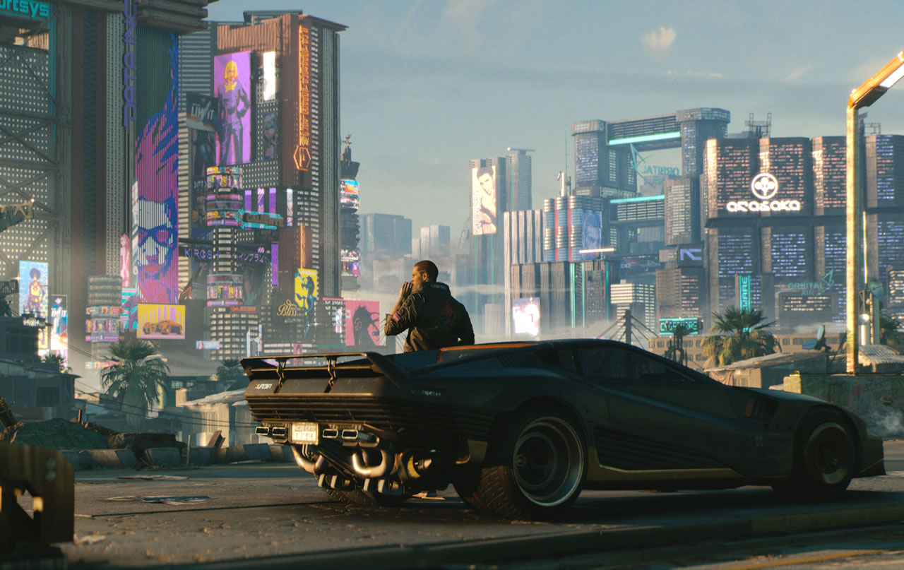 Cyberpunk 2077 Update 1.10 is out – Patch Notes on January 22