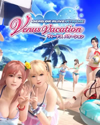 Dead or Alive Xtreme: Venus Vacation Game Cover