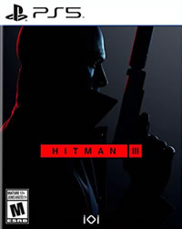 Hitman 3 Game Cover