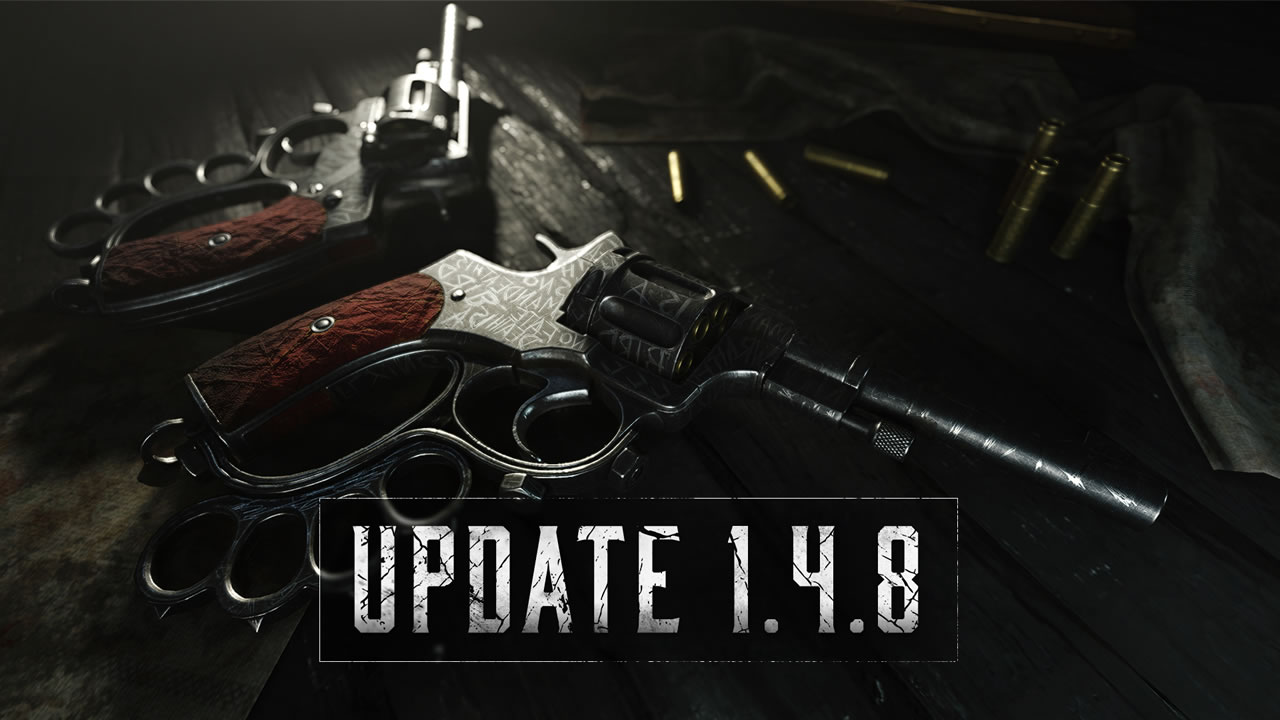 Hunt: Showdown Update 1.16 – Patch Notes 1.4.8