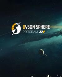 Dyson Sphere Program Game Cover