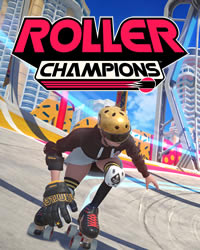 Roller Champions Game Cover