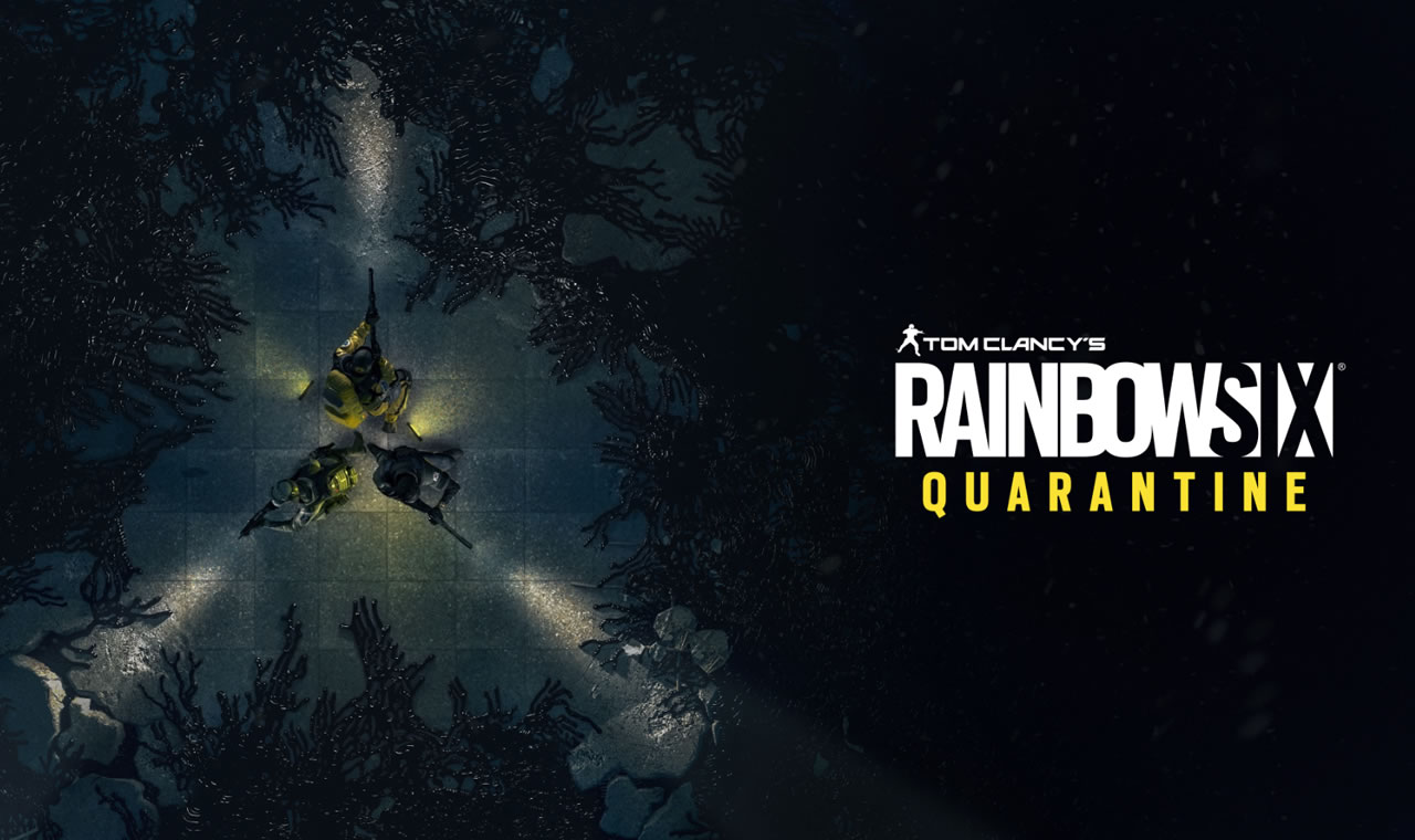 Rainbow Six Quarantine – Launch Patch is available for PS4
