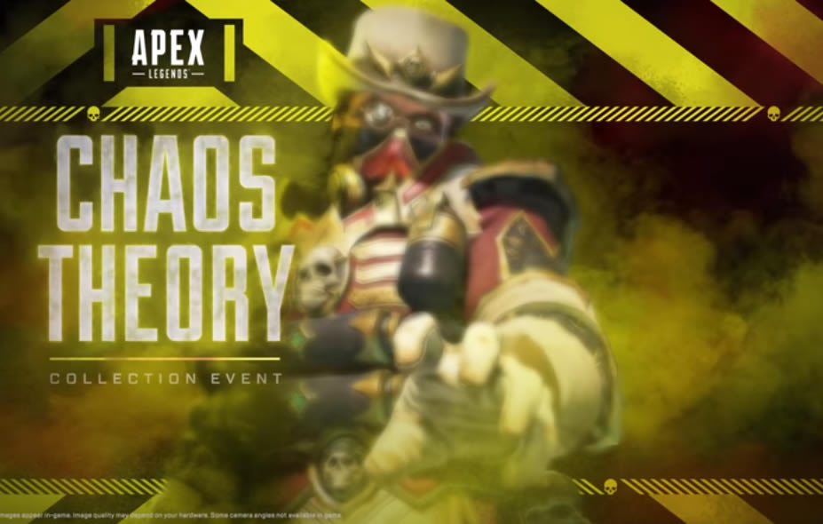 Apex Legends Update 1.60 – Chaos Theory Patch Notes