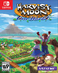 Harvest Moon: One World Game Cover