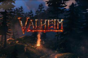 Valheim Steam News Banner
