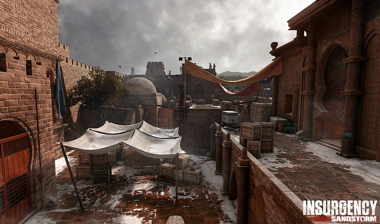 Insurgency: Sandstorm Update 1.10 Operation: Exodus Patch Notes
