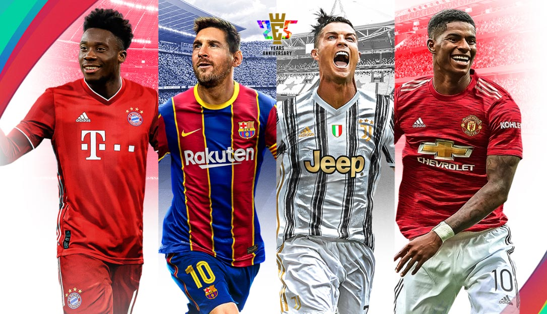 PES 2021 Update 1.07 – Patch Notes on May 20