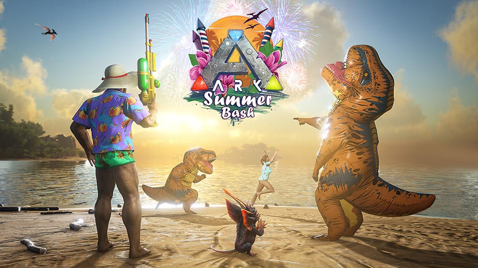 Ark Update 2.62 – Summer Bash Patch Notes on June 30