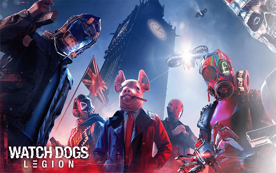 Watch Dogs Legion Update 1.17 – Patch Notes on June 1st