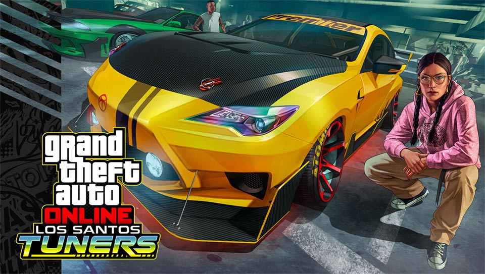 GTA5 Update 1.38 adds Tuners Content – Patch Notes 1.54 on July 20