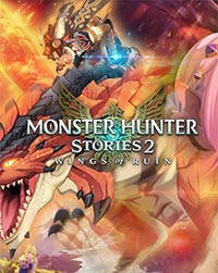 Monster Hunter Stories 2: Wings of Ruin Game Cover