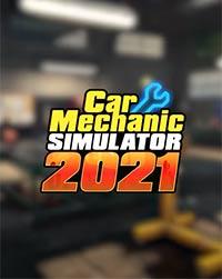 Car Mechanic Simulator 2021 Game Cover