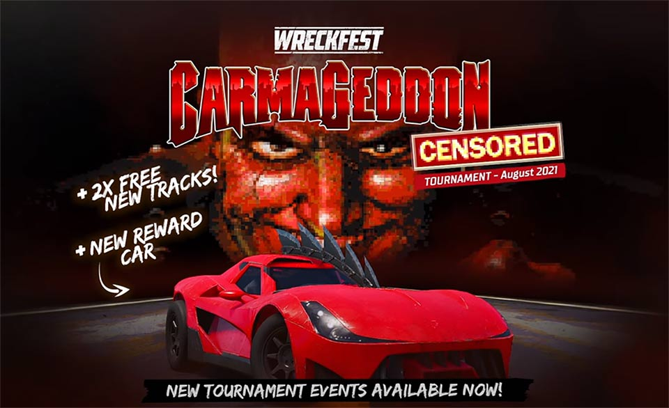 Wreckfest Update 2.12 Released for New Content – Patch Notes Aug. 3rd
