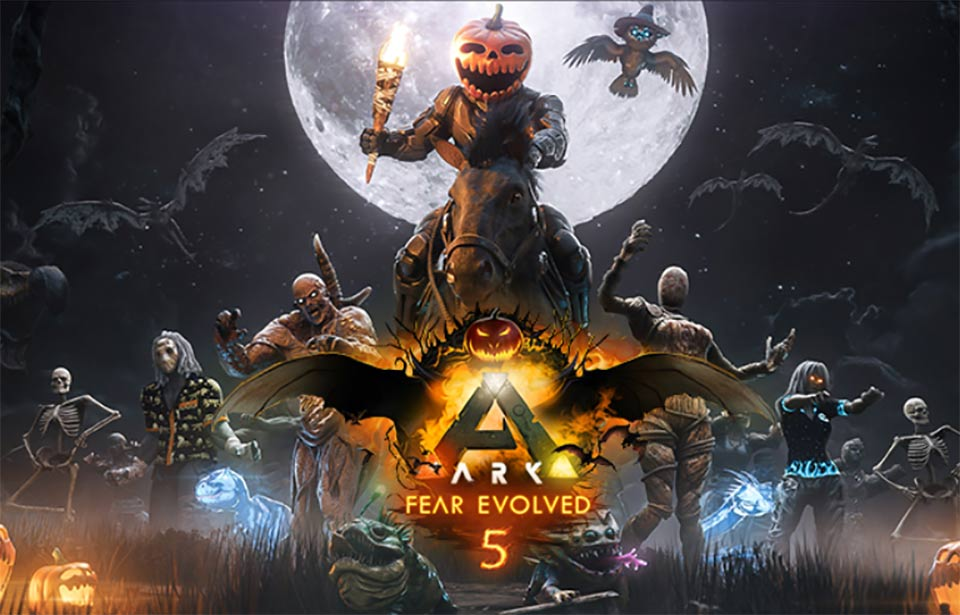 Ark Patch 2.68 adds Fear Evolved – Update Log on October 27